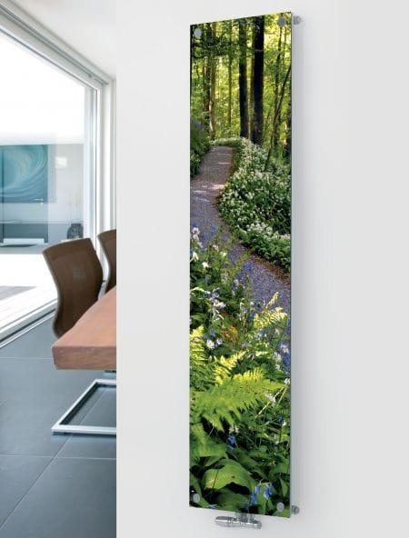 picture designer radiators launched at grand designs live. Black Bedroom Furniture Sets. Home Design Ideas