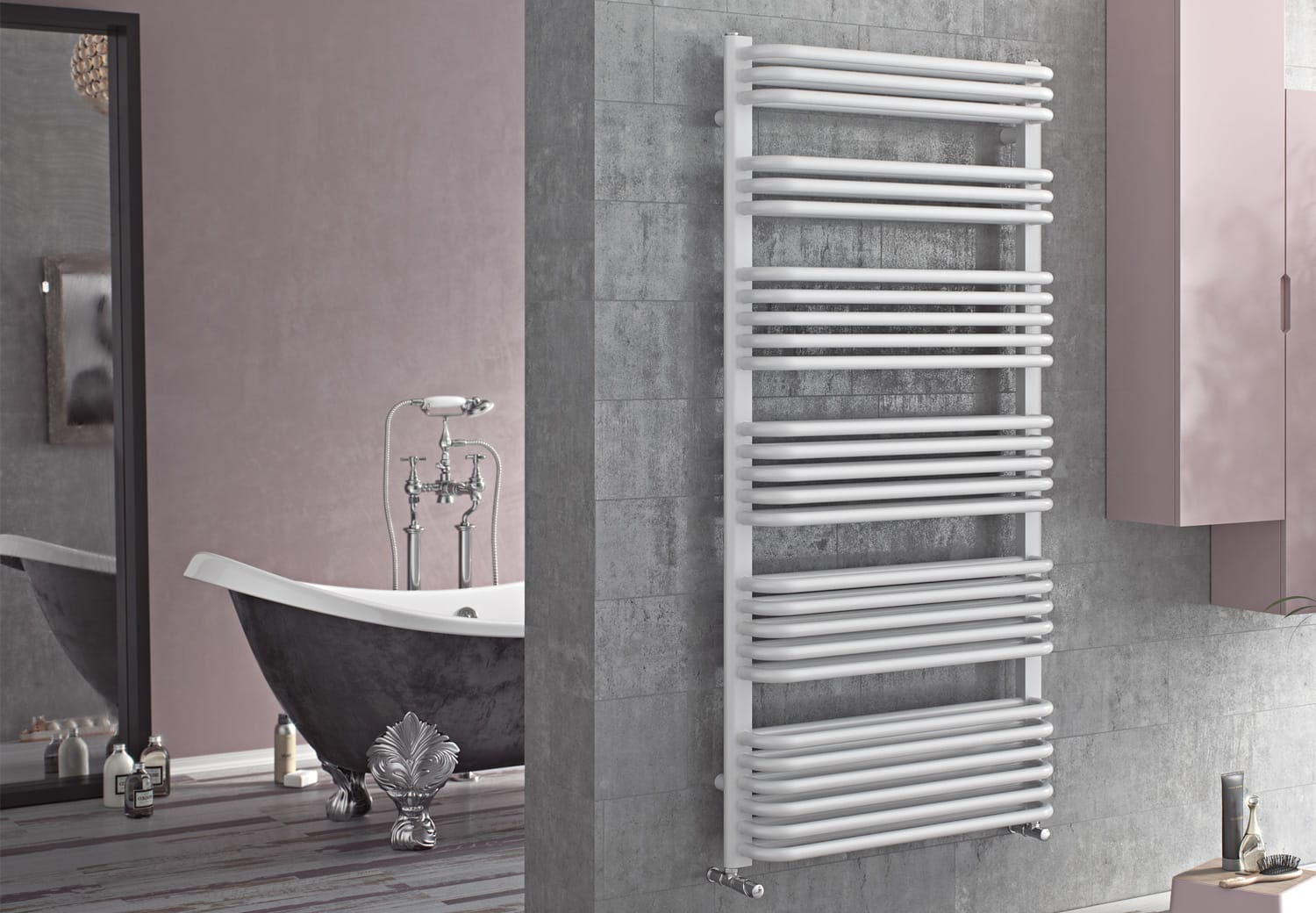 What Are The Best Bathroom Radiators For Heat Output Agadon Heat Design