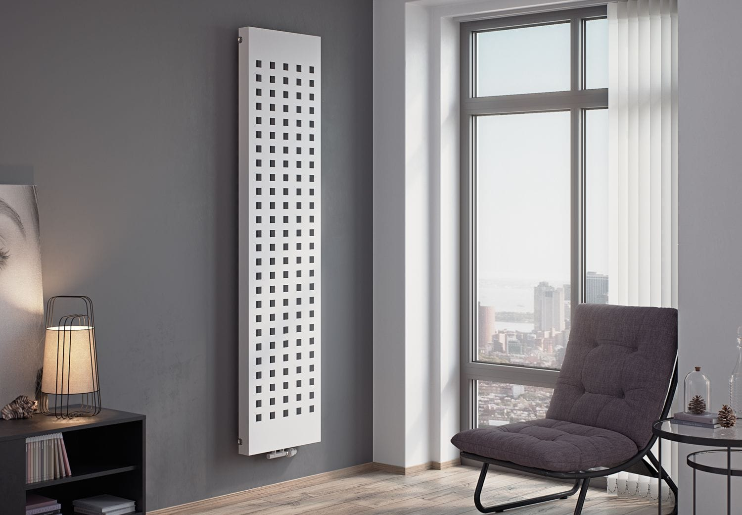 Do Vertical Radiators Give Out Enough Heat Agadon Heat Design