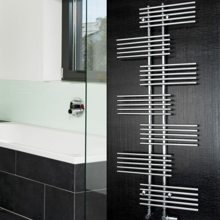 Doris Parallel Rail Towel Radiator