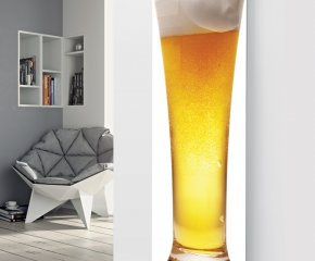 Glass Designer Radiator P27 Lager Glass Image