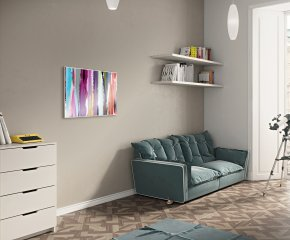 Horizontal Infrared Radiator - IR5-H Multi Coloured Paint Image