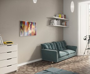 Horizontal Infrared Radiator - IR6-H Multi Coloured Art Image