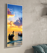 INFRARED HEATER WITH PICTURE