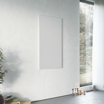 Infrared Standard White Room Radiator