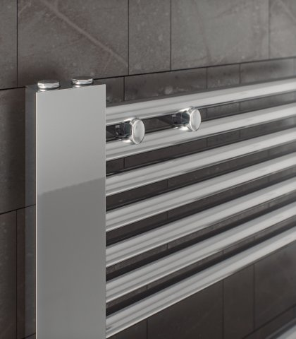 Janus Chrome Towel Radiator