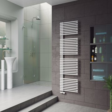 Janus Plus Designer Towel Radiator