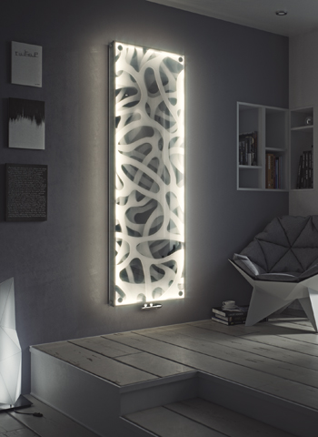 LED Upgrade for Glass Radiator