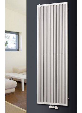 Maximo Vertical Designer Tube Radiator Agadon Heat Design