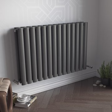 Neo 600 Vertical Duplex Oval Tube Radiator