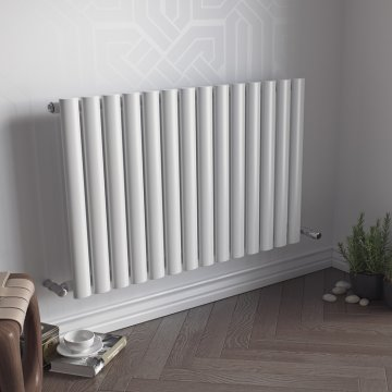 Neo 600 Vertical Oval Tube Radiator