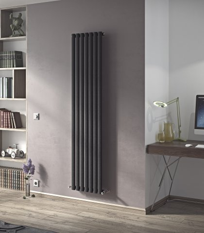 NEO Designer Radiator Vertical Oval Tube