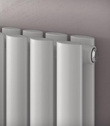 neo duplex designer radiator vertical oval tube agadon. Black Bedroom Furniture Sets. Home Design Ideas
