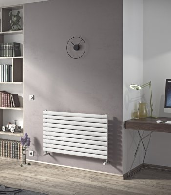 Neo Horizontal Single Oval Tube Radiator