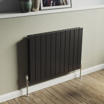 Panio 600 Vertical Duplex Flat Panel Radiator