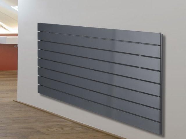 Panio Horizontal Flat Panel Designer Radiator Agadon