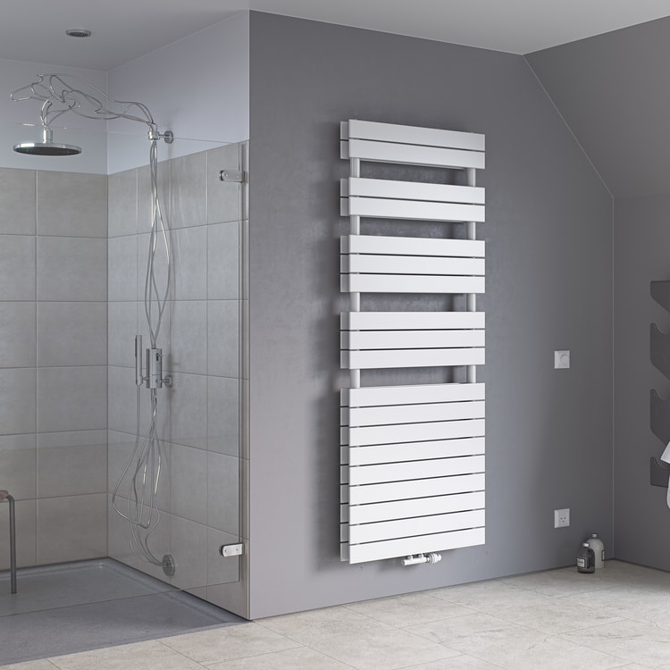 Panio Scala Duplex Towel Radiator