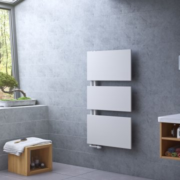 Panio Up Solid Designer Towel Radiator