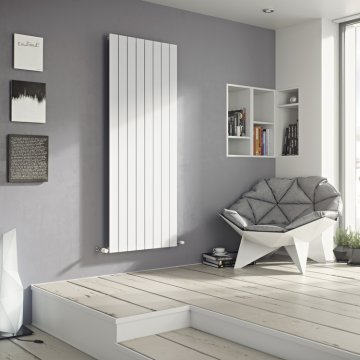 Panio Vertical Designer Flat Panel Radiator