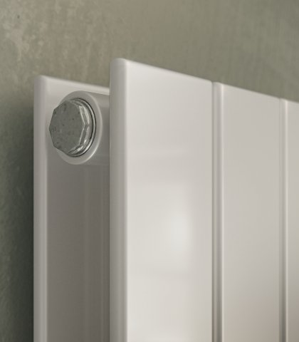 Panio Vertical Duplex Double Flat Panel Designer Radiator