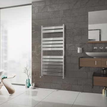 Scala Vera Chrome Towel Radiator