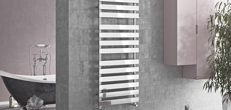 Scala Chrome Towel Radiator