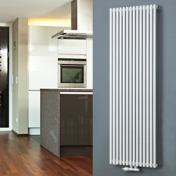 Vertical radiators for kitchens agadon heat design - Designer vertical radiators for kitchens ...