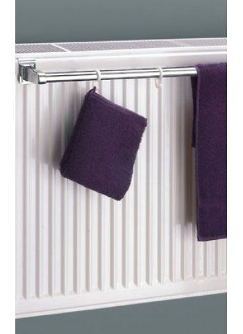 Towel Rail For Double Panel Radiator Agadon Heat Amp Design