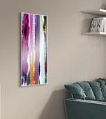 Vertical Infrared Radiator - IR5-V Multi Coloured Paint Image