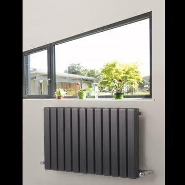 Anthracite Horizontal Radiators
