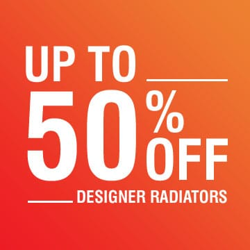 Designer Radiators Sale